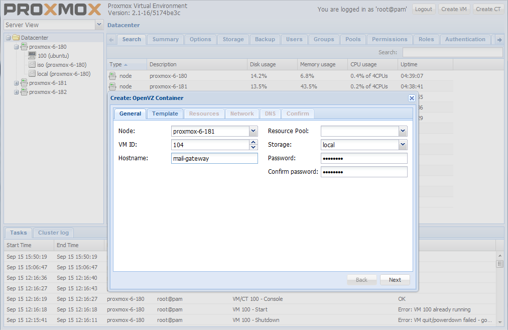 Proxmox PVE offers VM mash-up for the virtualization market - The