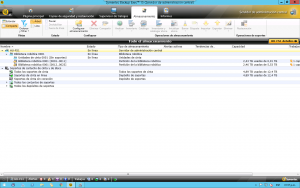 Backup Exec 15 v14.2 in Storage View