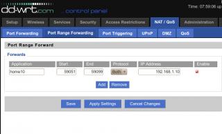 File:DD-WRT (build 15778) - Port Range Forwarding 2011-12-29